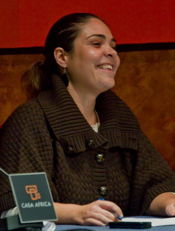 Irene Bello, presidenta de la Coordinadora de ONGDs de Canarias, Delegada en Canarias de la Fundación Habitafrica