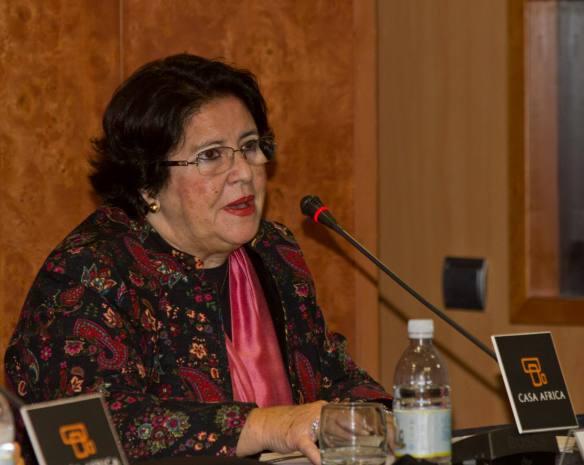 Nereida Castro, Presidenta de Unicef Comité Canarias